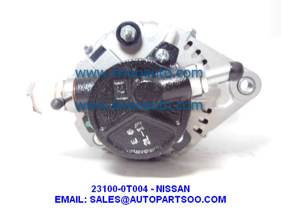 23100-0T004 LR235-502C - Nissan Alternator 24V 35A Alternadores Nissan UD40 H40 FD35