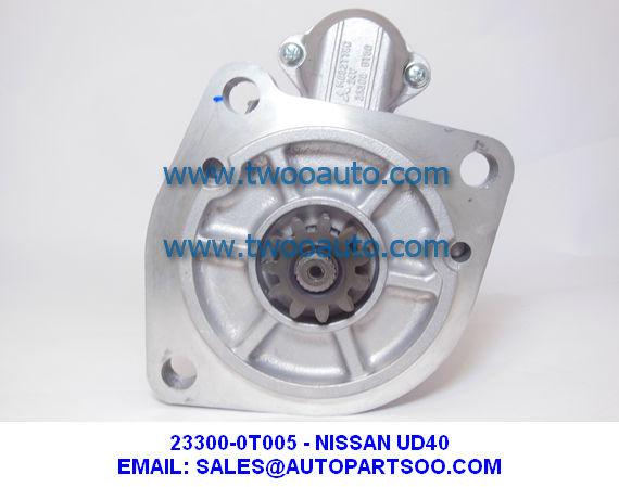 23300-0T005 M002T78681 - NISSAN UD40 FD35 Starter Motor ...