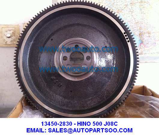12310 0z2end Nissan Ud40 Fd35 Flywheel 123100z2end
