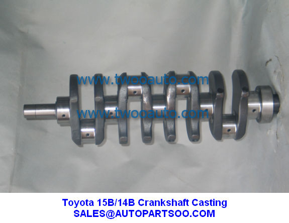 ISUZU 6SD1 CRANKSHAFT 1-12310503-2 6HE1 6HH1 6HE1T 6HF1 6BB1 CRANKSHAFT